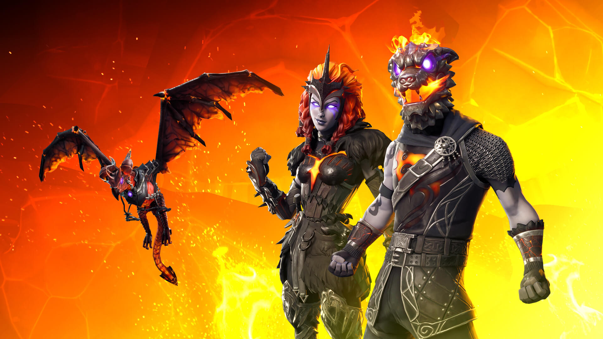 Lava Legends Pack  icon
