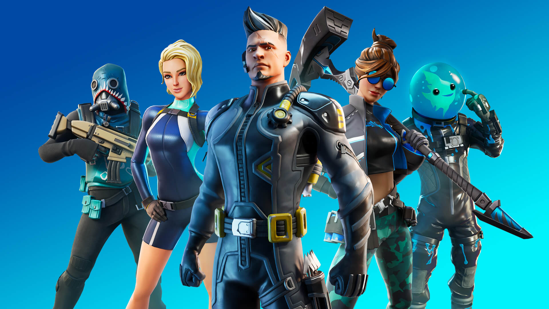 Fortnite Is A Game What Is Fortnite Beginner S Guide