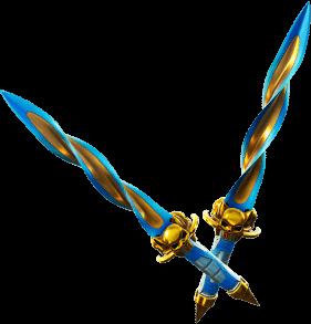 Kazma: Yaldızlı Morfik Kılıçlar