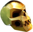 Backbling: Mystique's Skull