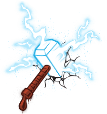 Spray: Colpo di Mjolnir