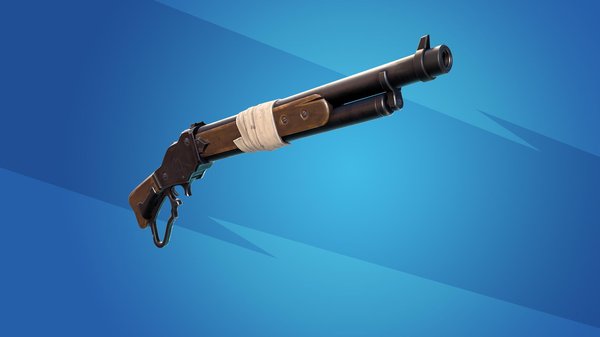 Lever Action Shotgun icon
