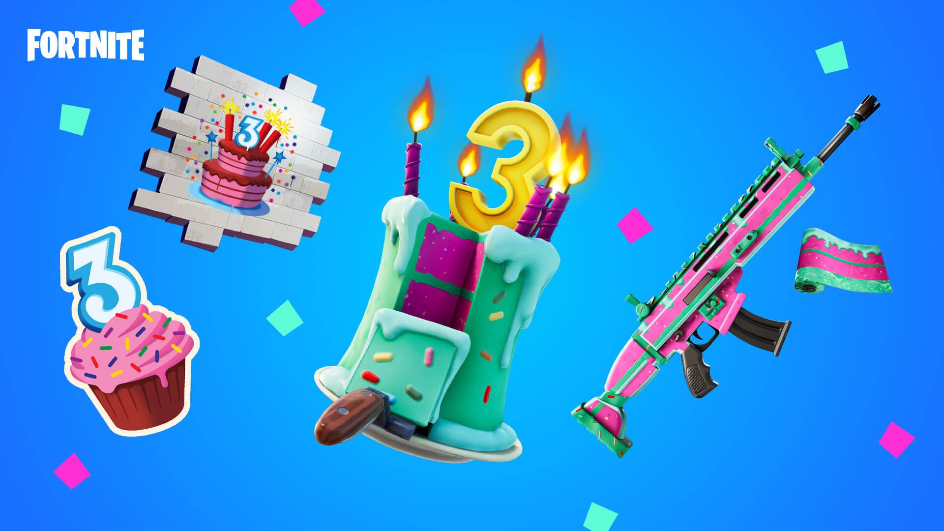14BR BirthdayBash ChallengeRewards Social