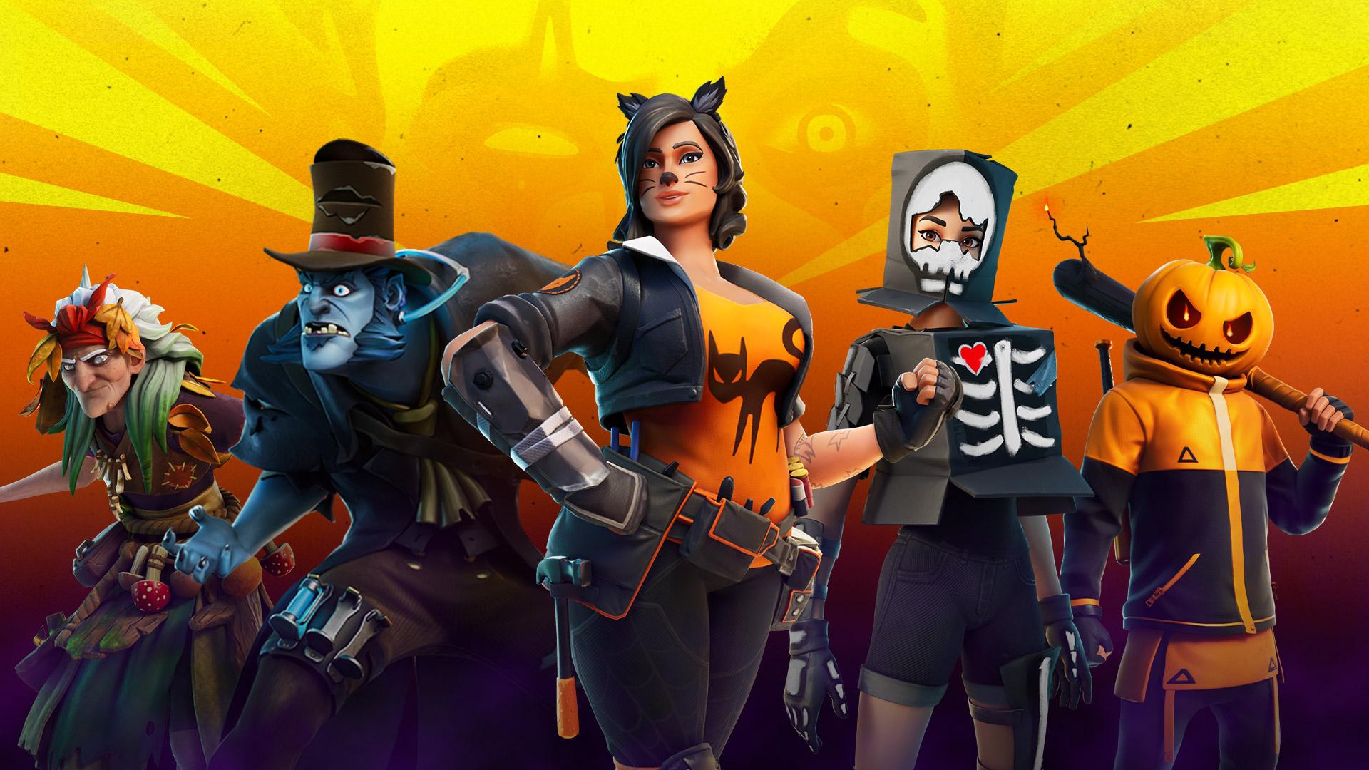 Fortnitemares Shop icon