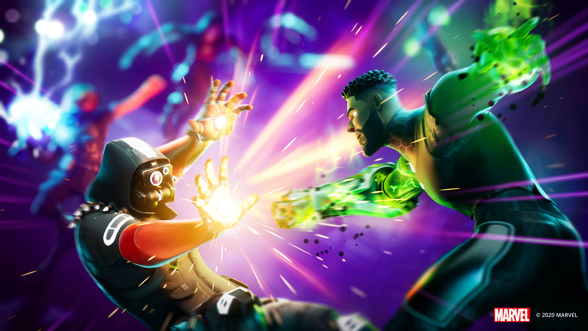 Team Up to Take Over the Map in the Marvel Takeover LTM!