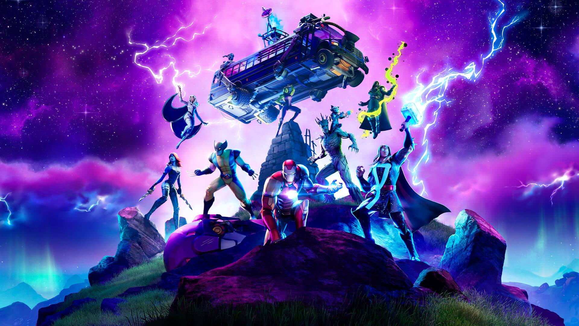 Marvel Standoff icon