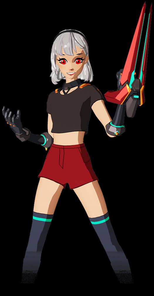 Angriff-Lexa