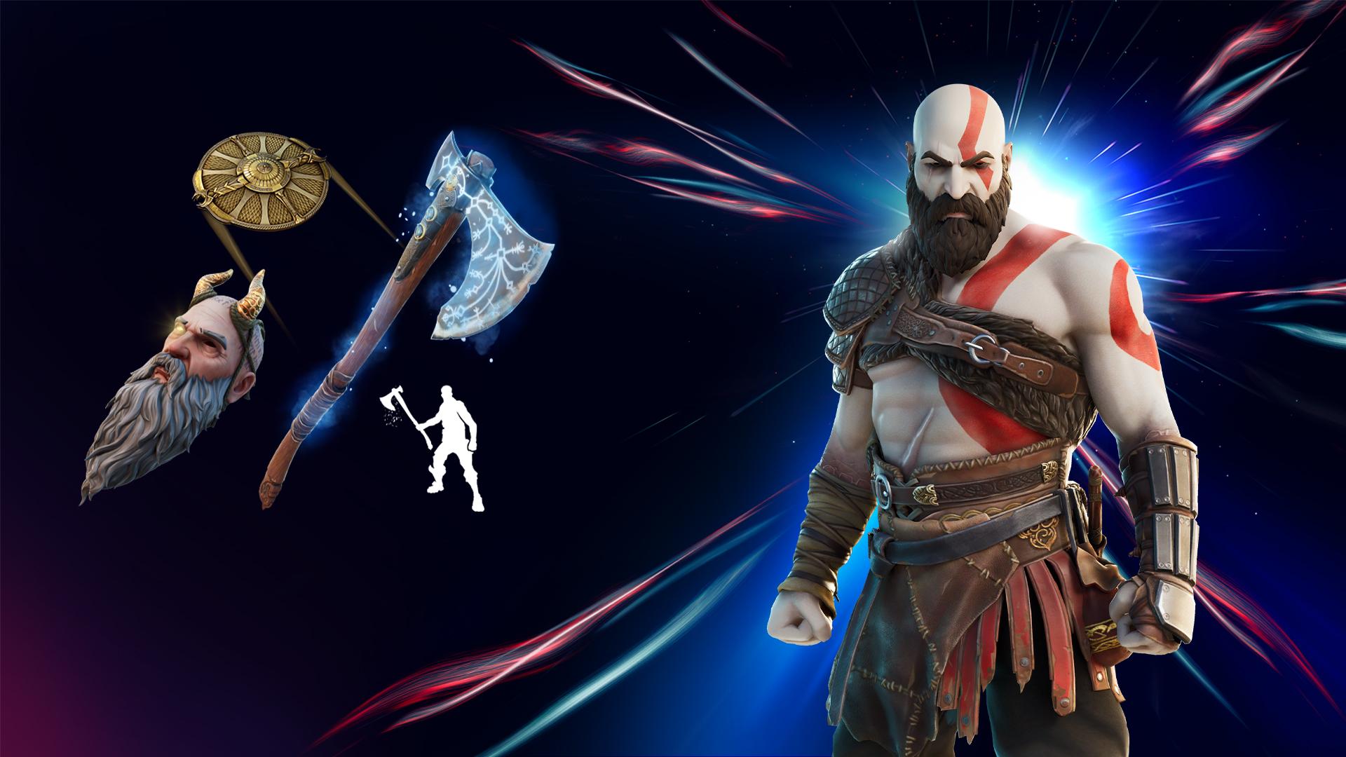 Kratos icon