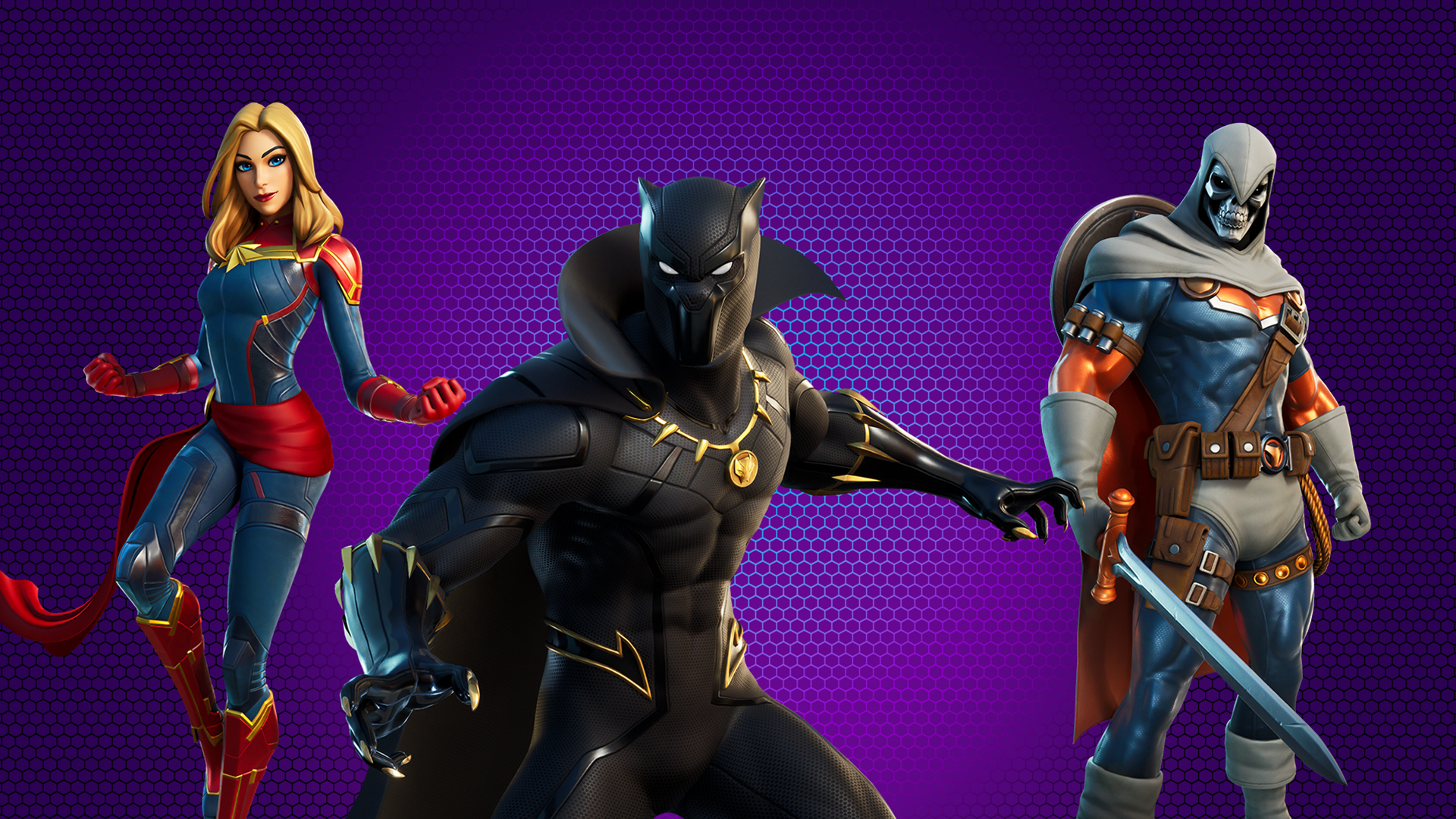 Marvel Royalty & Warriors Pack icon