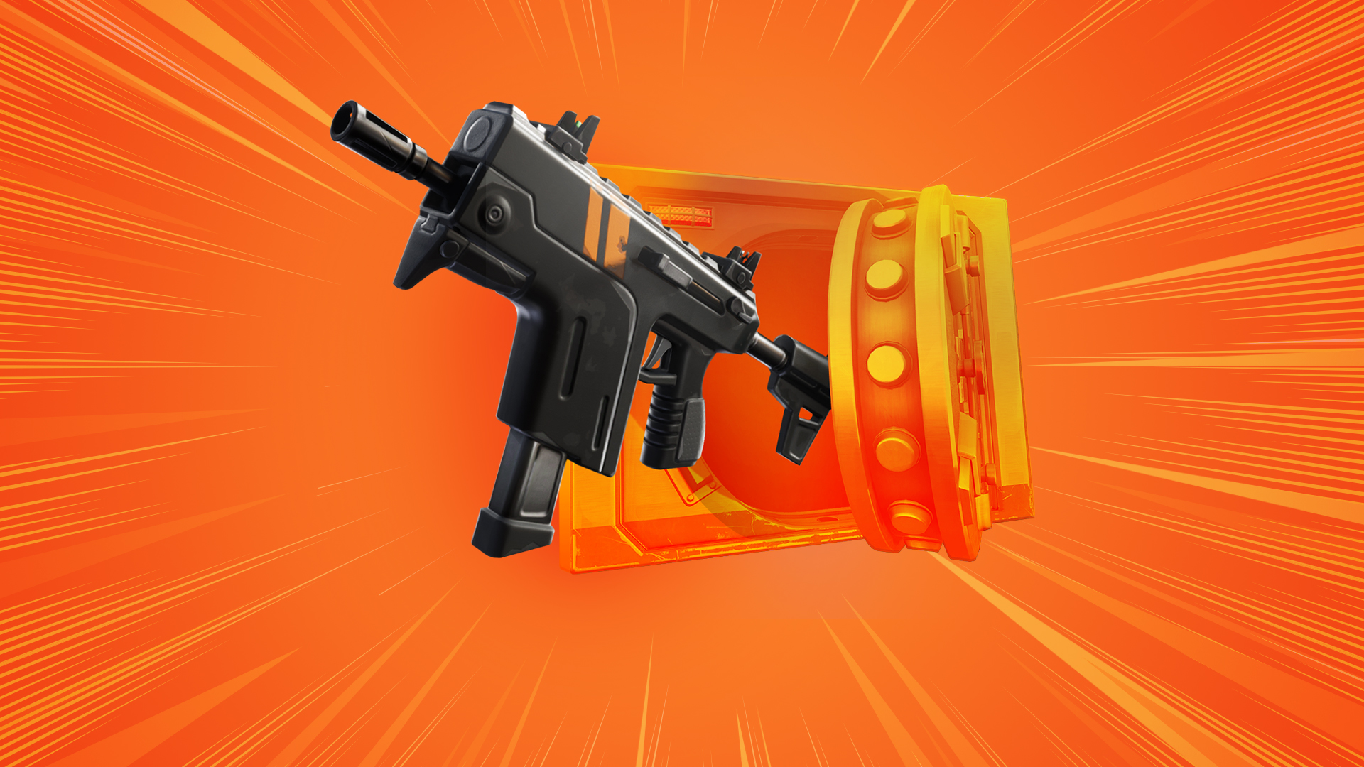 Rapid Fire SMG icon