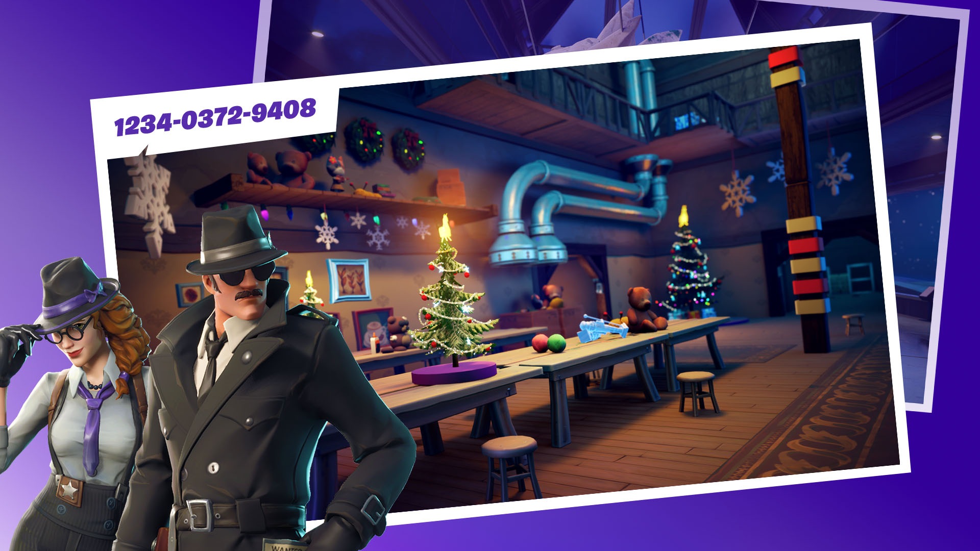 Spy Within: Holiday Workshop icon