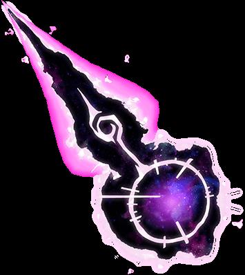 Kilof Raven Forma Astralna