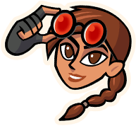 Emote Pronta a tutto di Lara Croft