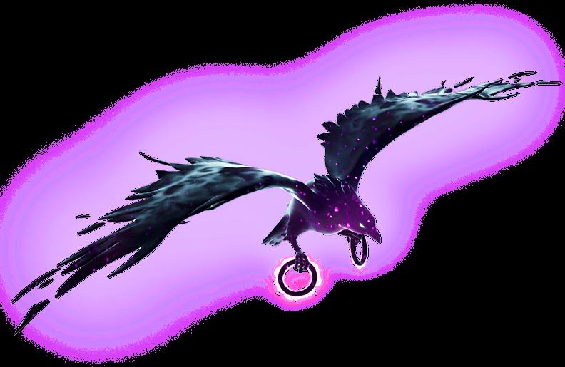 Raven - Planeur Rapace spirituel