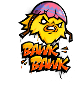 Cluck Bawk Off Emote