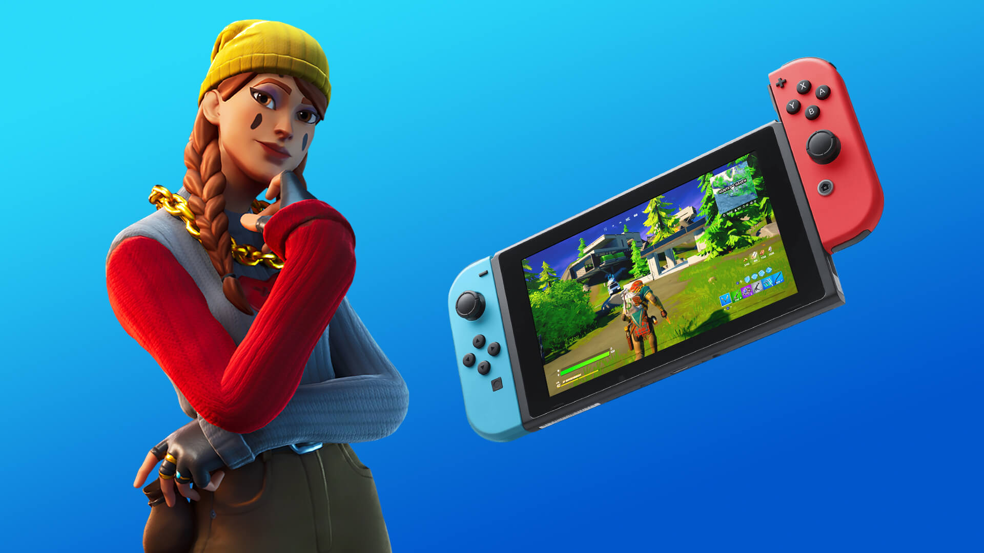 Performance Boost for Fortnite on Nintendo Switch on March 30