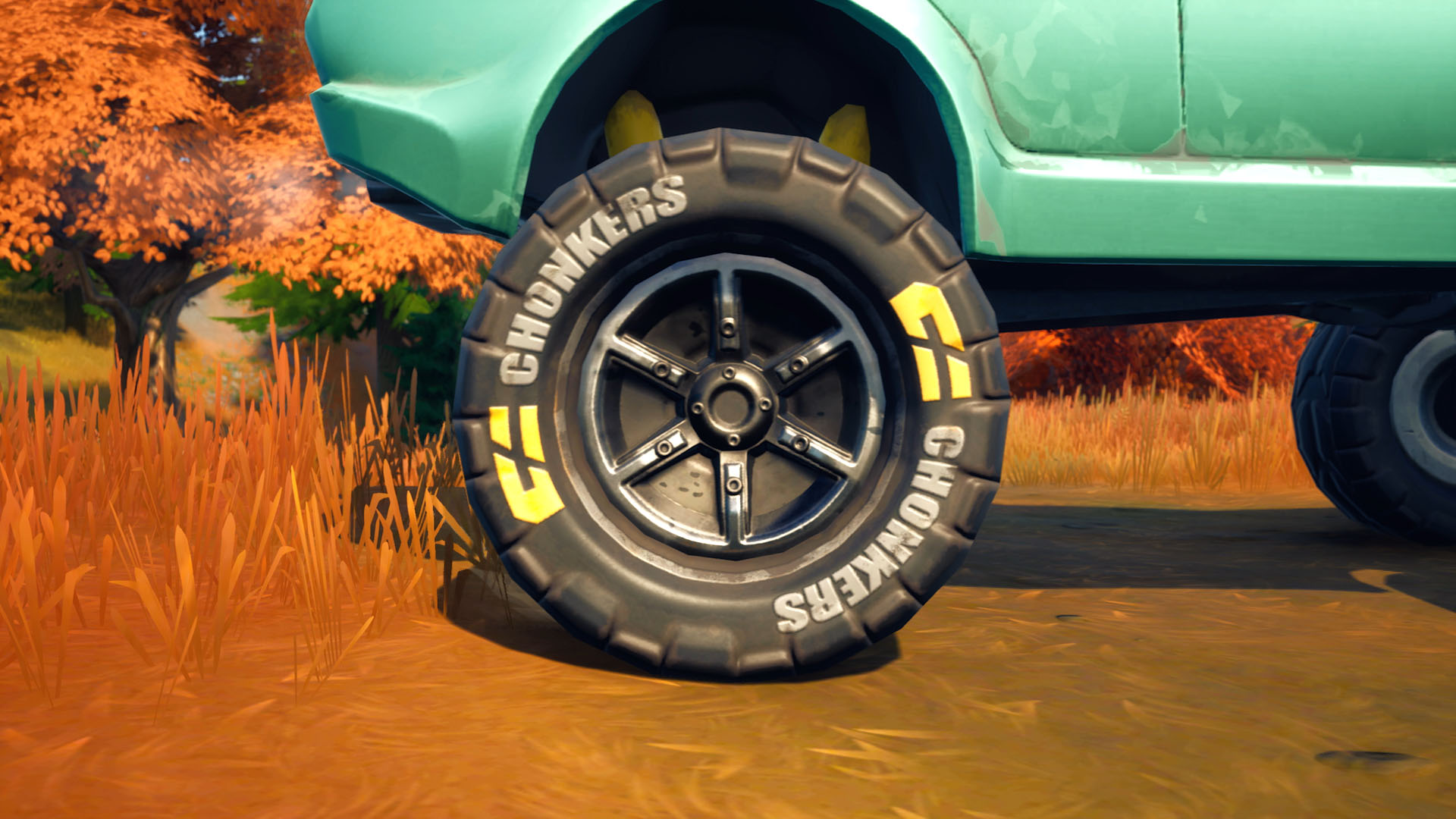Chonkers Off-Road Tires icon