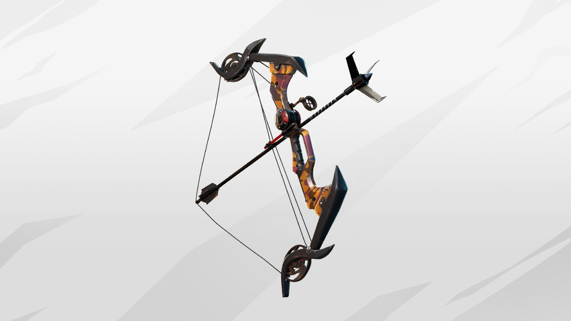 Grappler Bow  icon