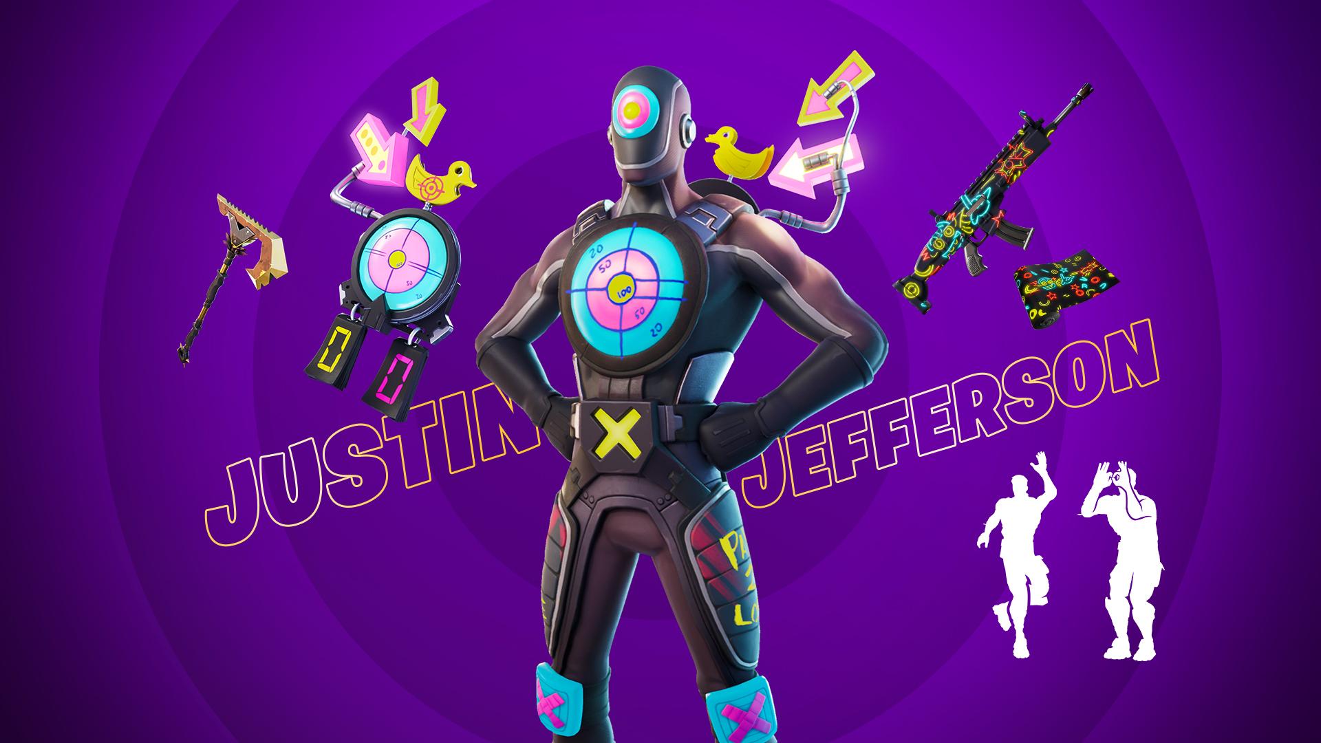 Justin Jefferson's Locker Bundle icon