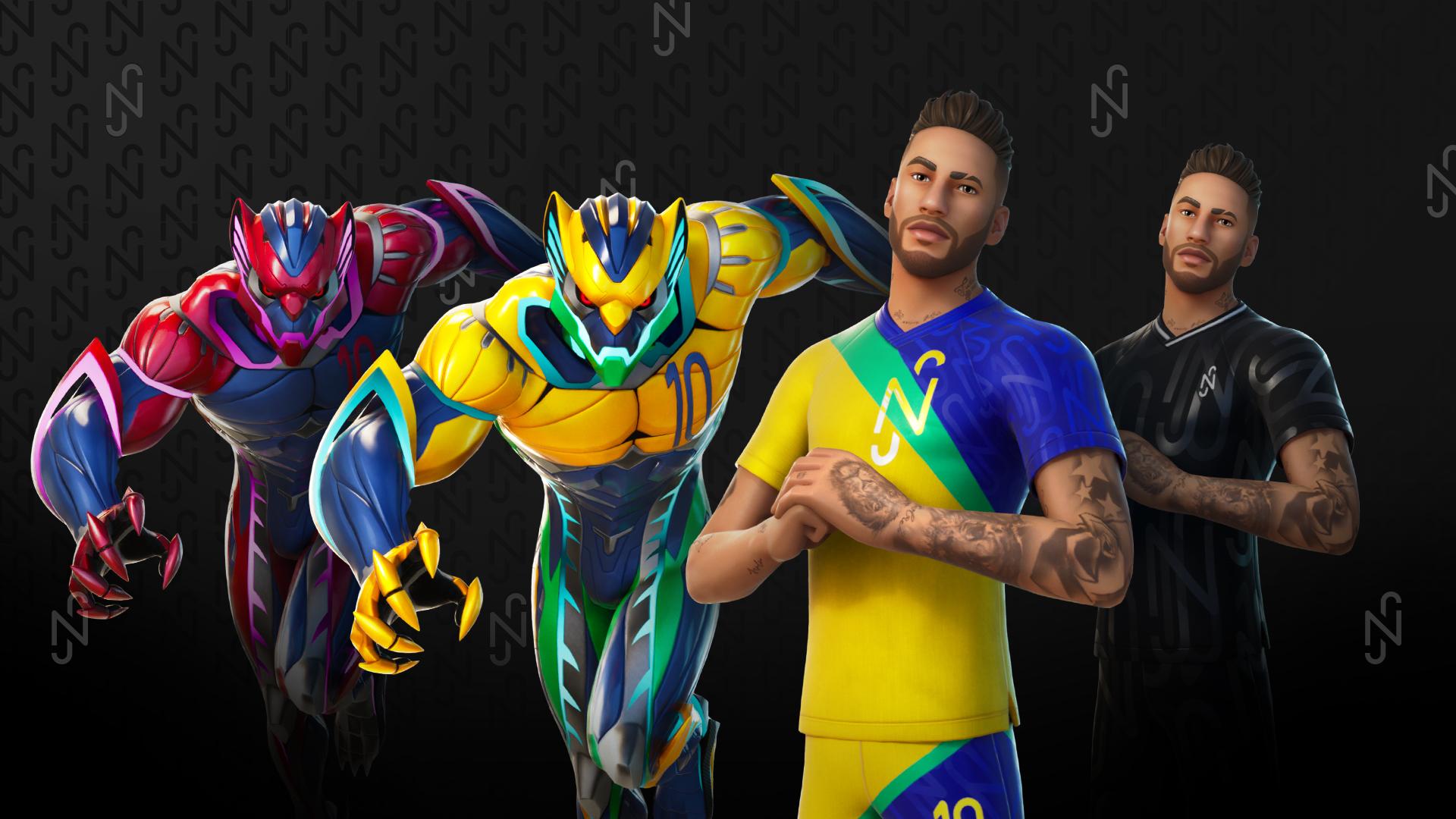 Neymar Jr icon