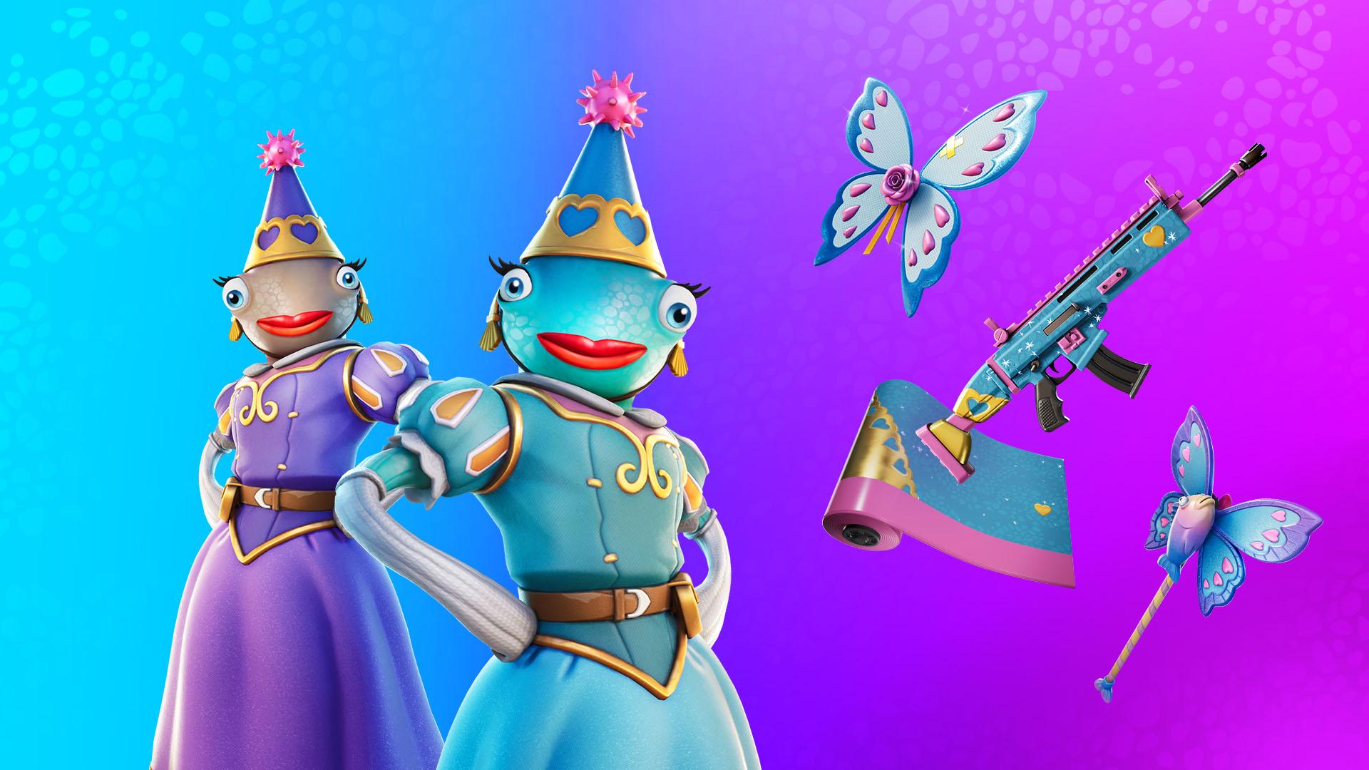 Princess Felicity Fish icon
