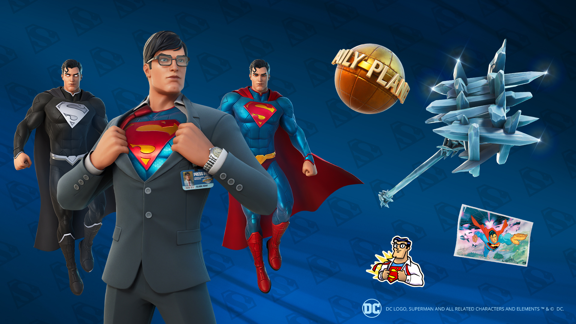 Superman Has Arrived icon