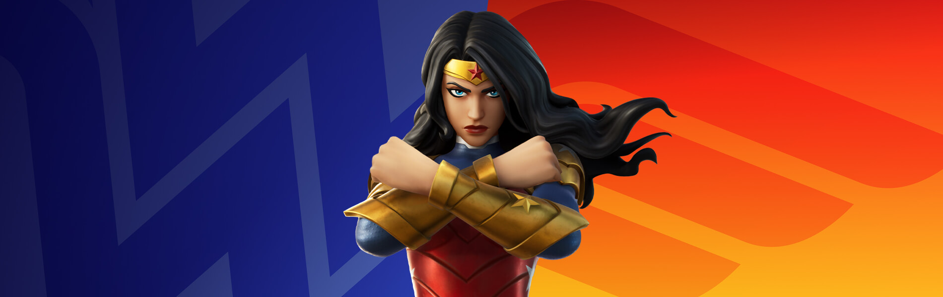Fortnite Wonder Woman Outfit