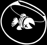 Acessório para as Costas Tintinho do Peixotoon do Fortnite