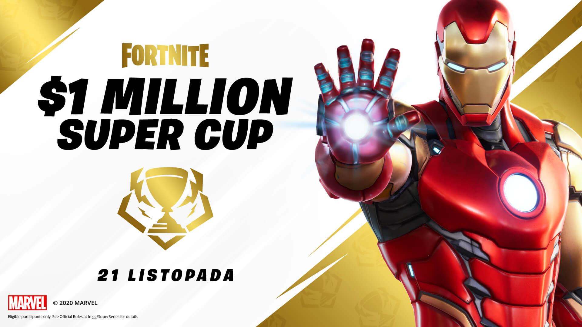 1m Super Cup Pl