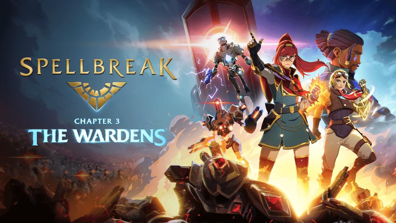 Spellbreak | Capitolo 3: I Guardiani
