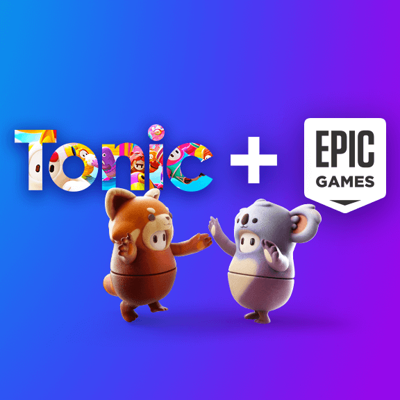 Tonic Games Group, Makers of 'Fall Guys', Joins Epic Games