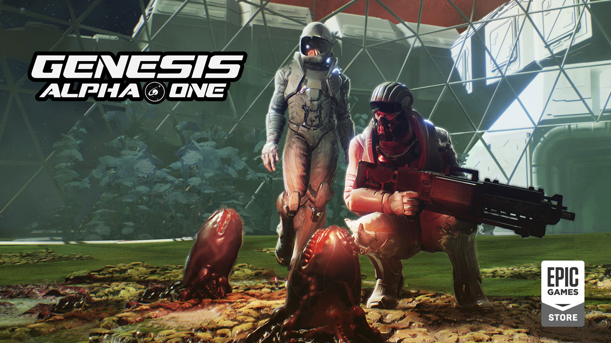 Death Is Not The End in New Roguelike Trailer for Genesis Alpha One