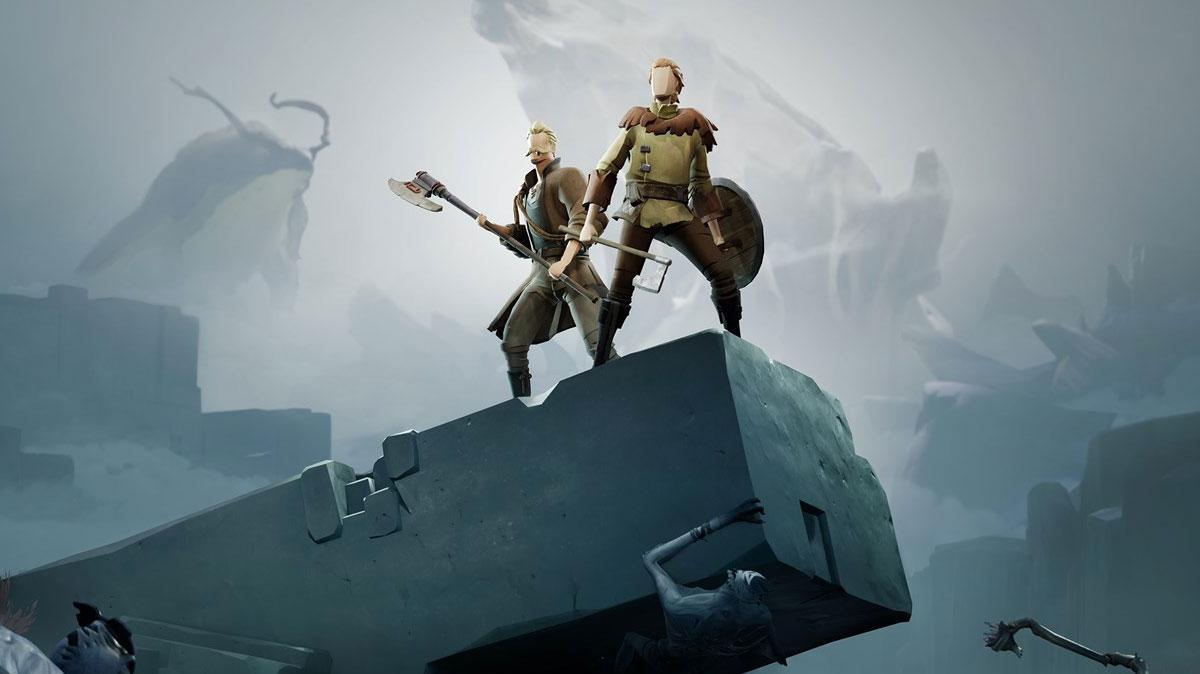 Kämpft gemeinsam in Ashen von A44 Games