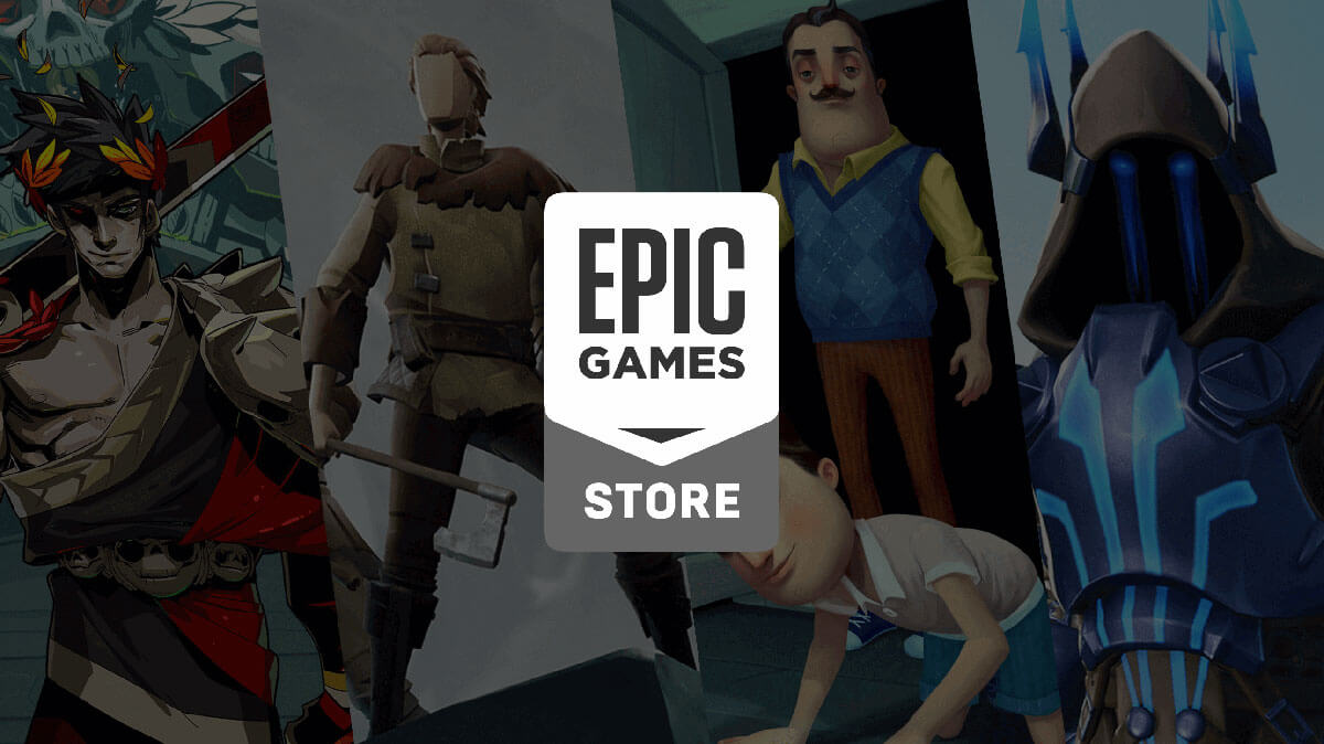 The Epic Games store is now live