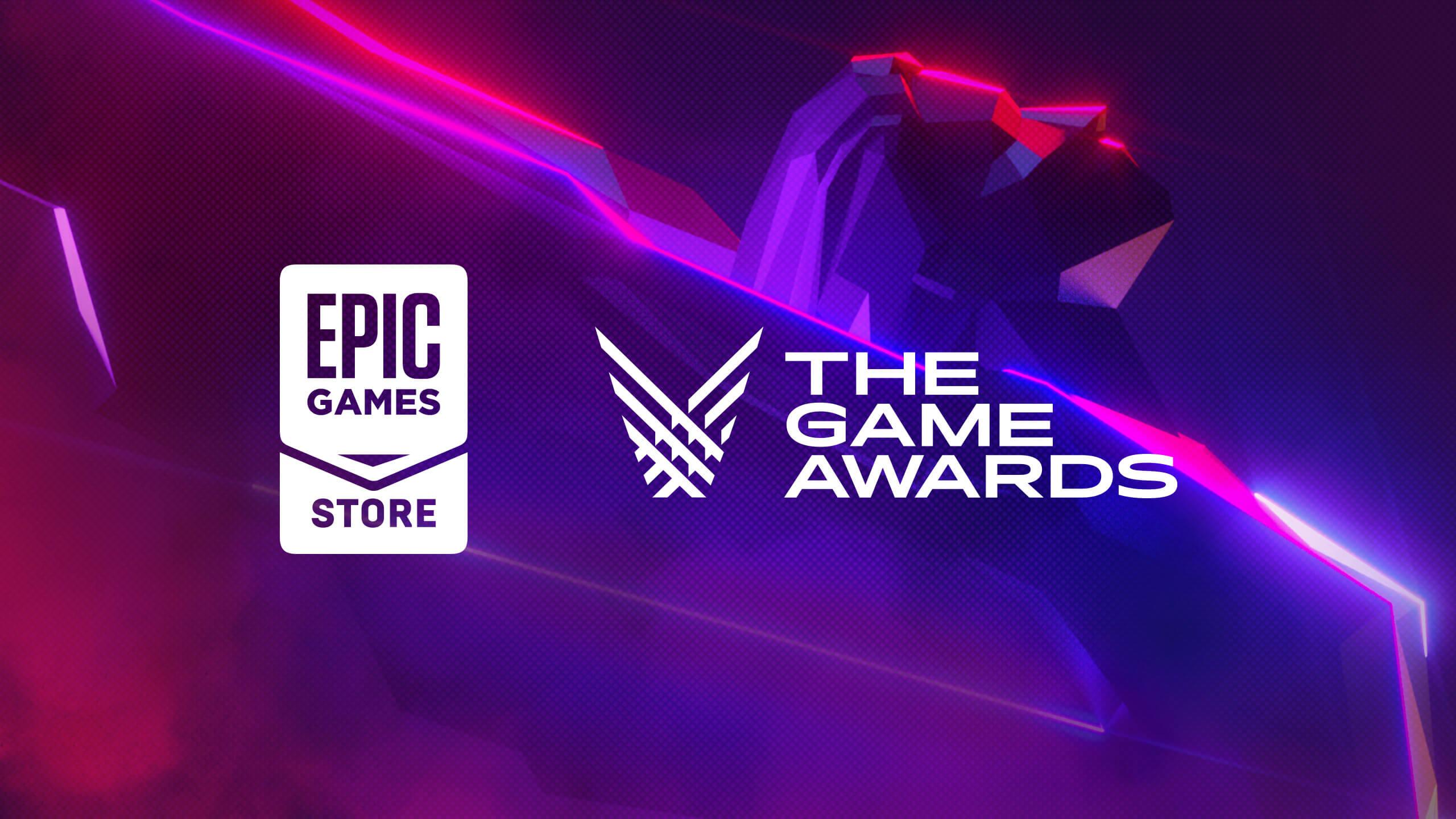 متجر Epic Games Store في جوائز الألعاب 2019