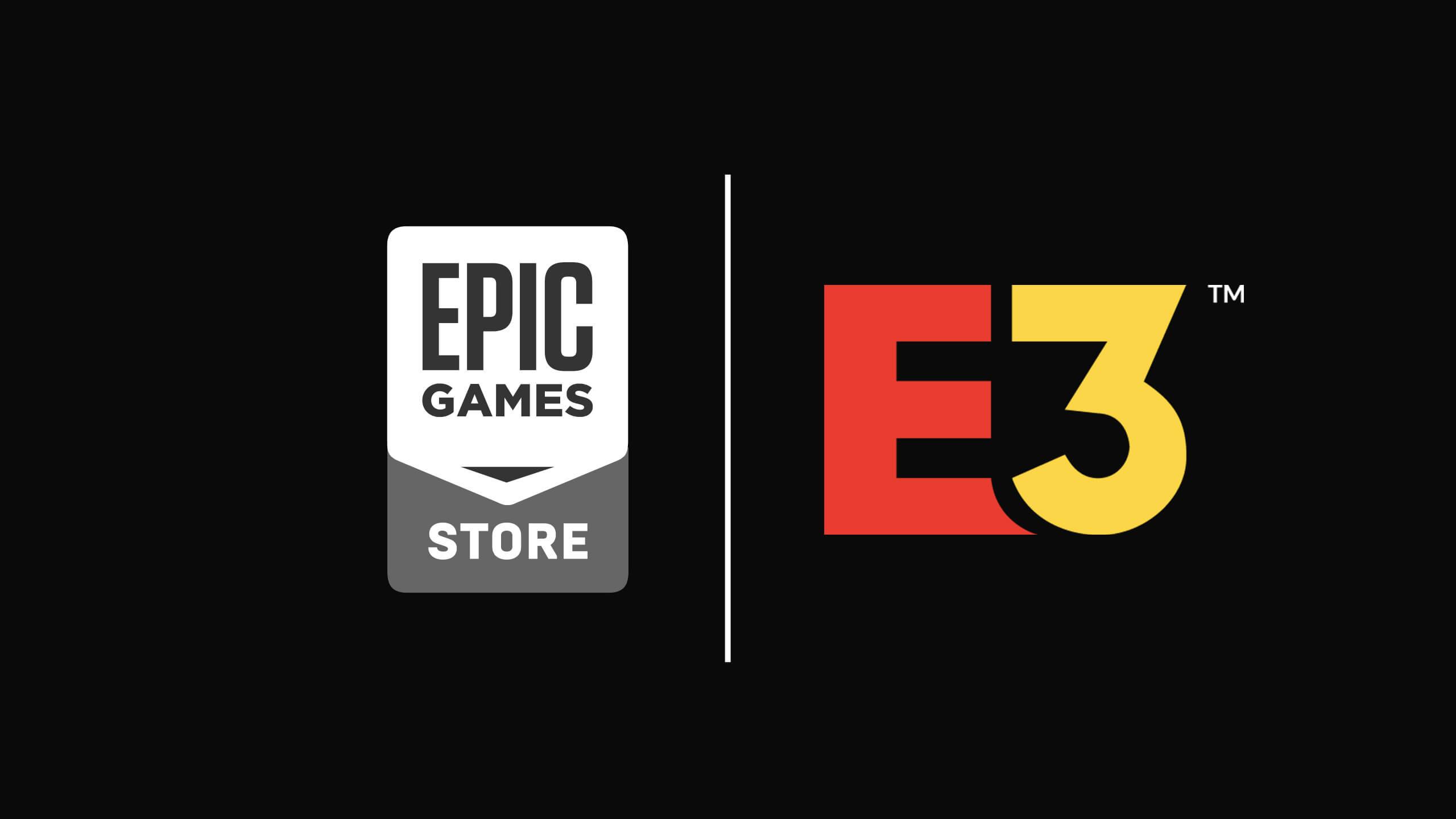 Epic Games(E3 2019にて)