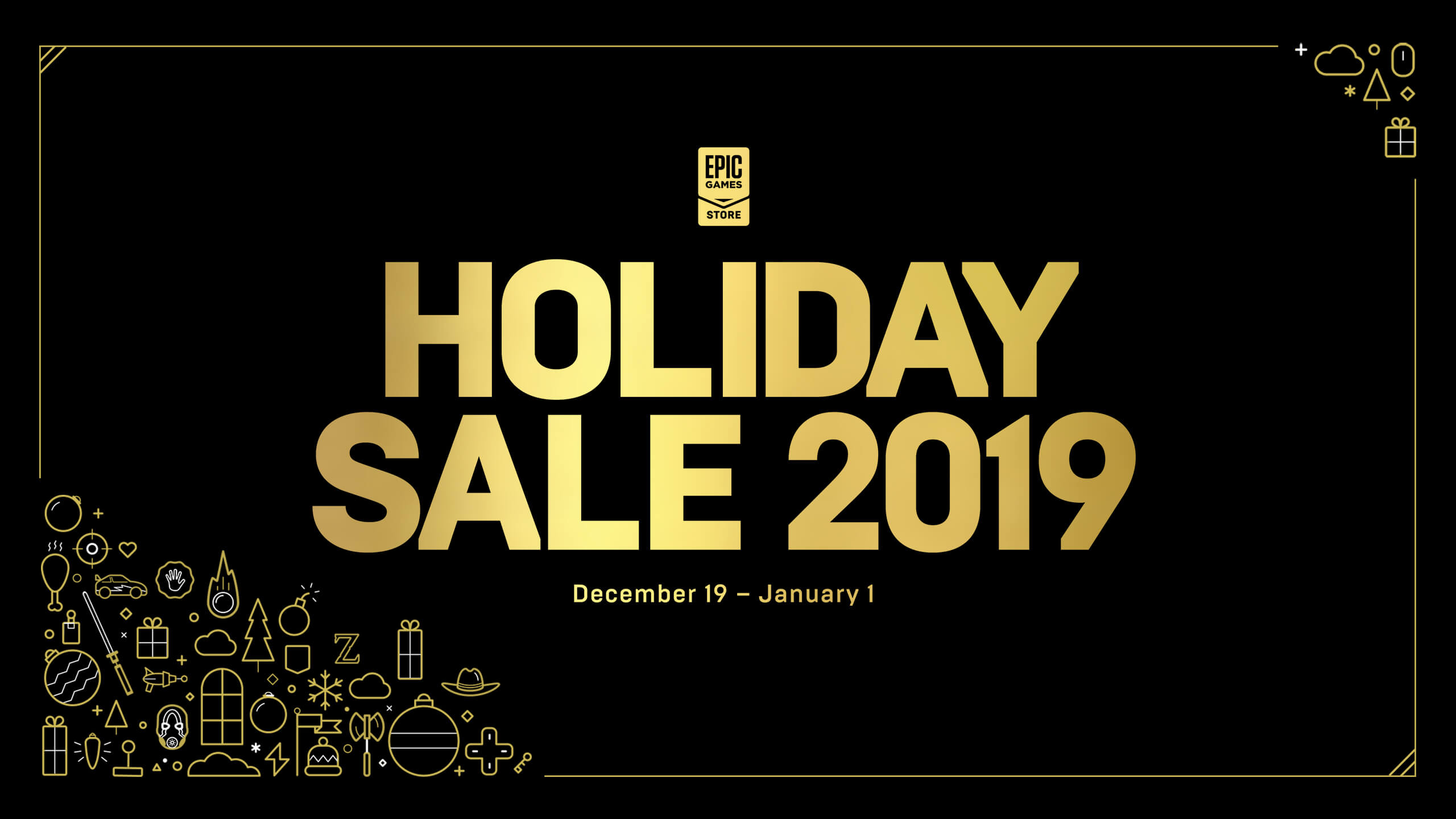 Epic Games Store Holiday Sale Get 10 Epic Coupons Free Games And More