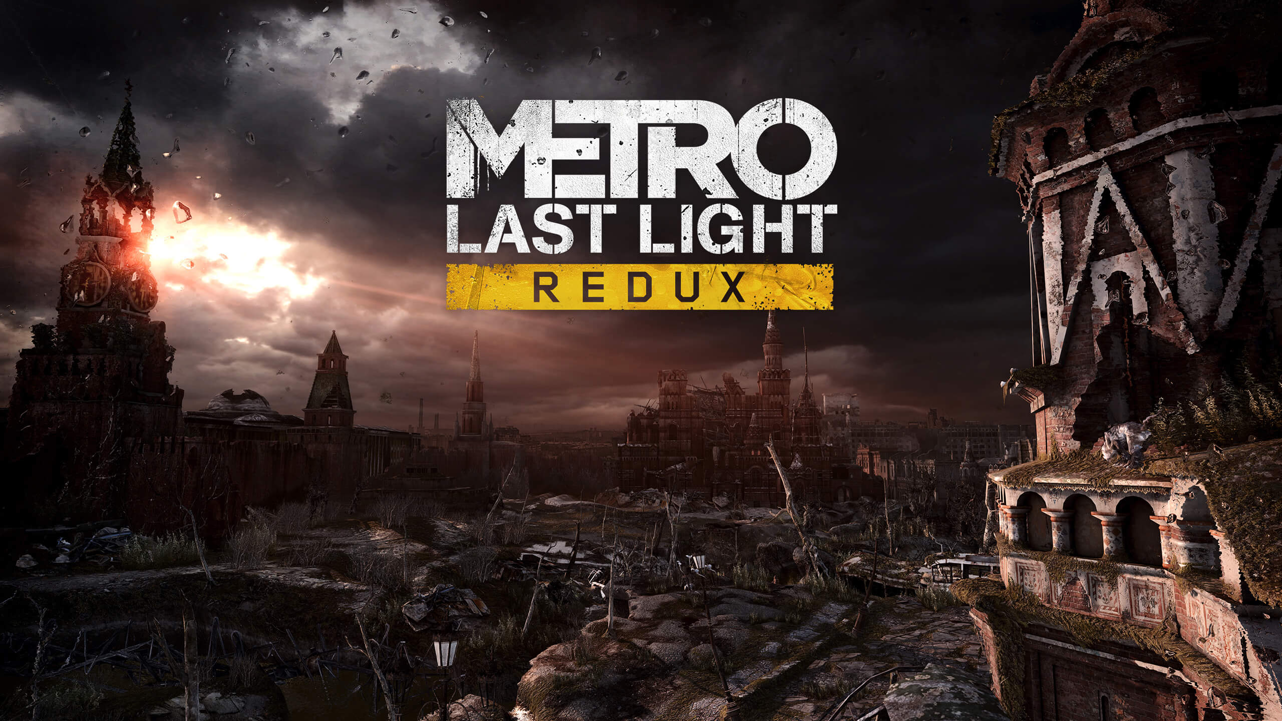Mankind is at odds, locked in a struggle for ultimate power while the world crumbles. Defeat the darkness in Metro Last Light Redux, now available and 75% off during the Epic Mega Sale!