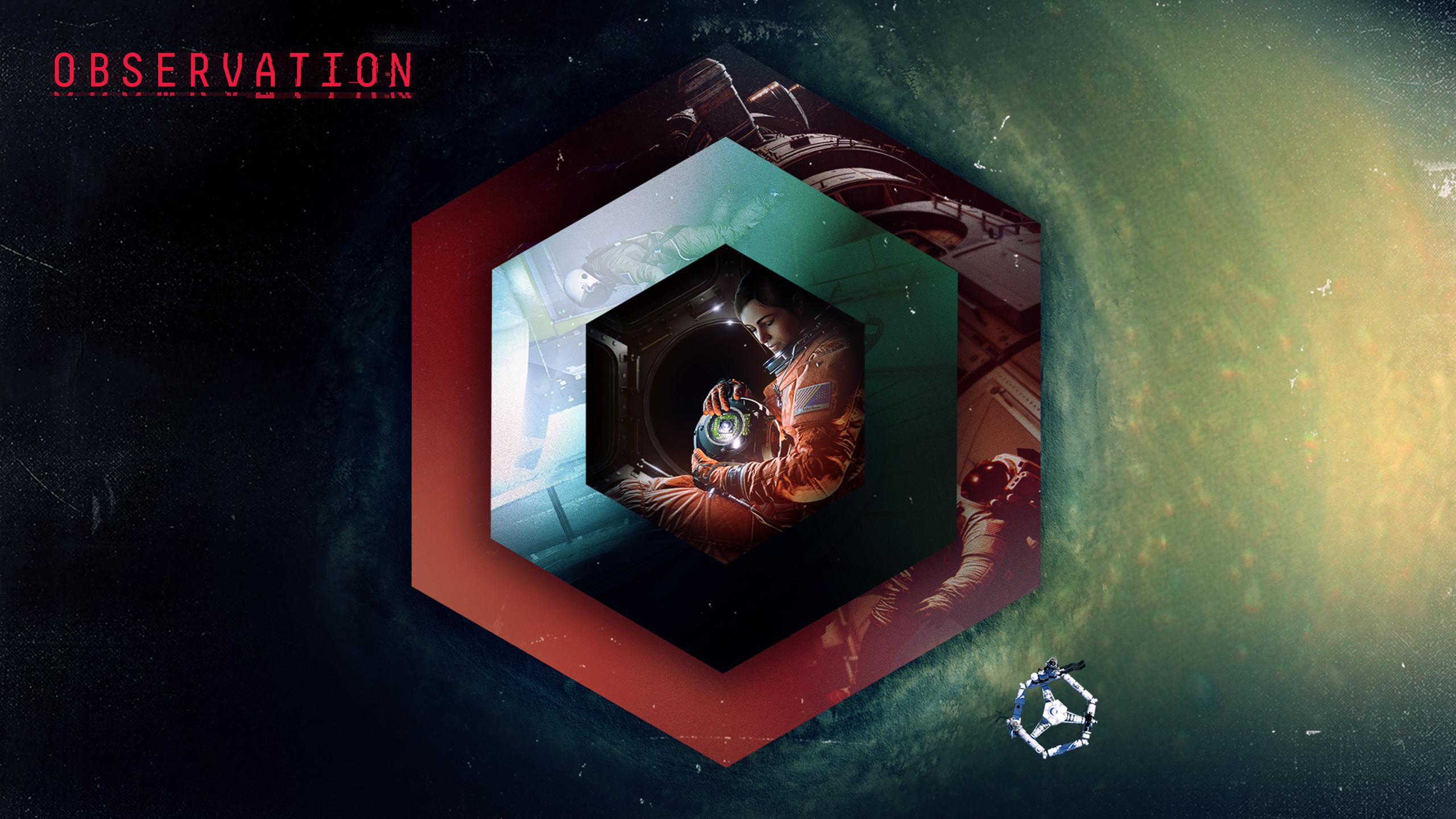 """Jogue como uma I.A. e descubra o que aconteceu com a Dra. Fisher e sua tripulação a bordo de uma estação espacial. """"Observation""""já está disponível em pré-venda!"""
