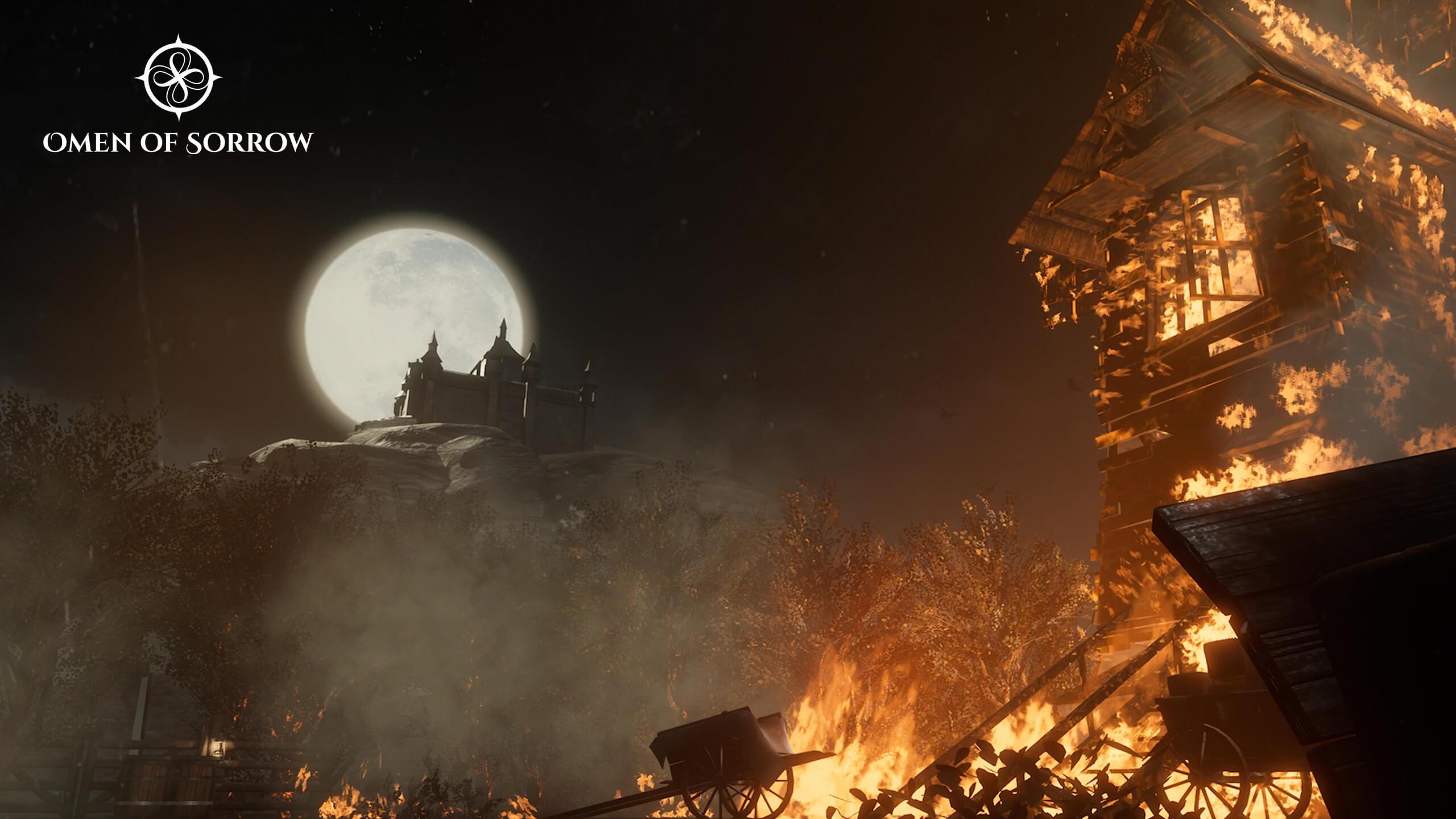 まもなく『Omen of Sorrow』のPC版が登場します。現在、事前購入が可能です!この典型的な格闘ゲームでは、ホラー、ファンタジー、神話からアイデアを得たキャラクターが戦いを繰り広げます。