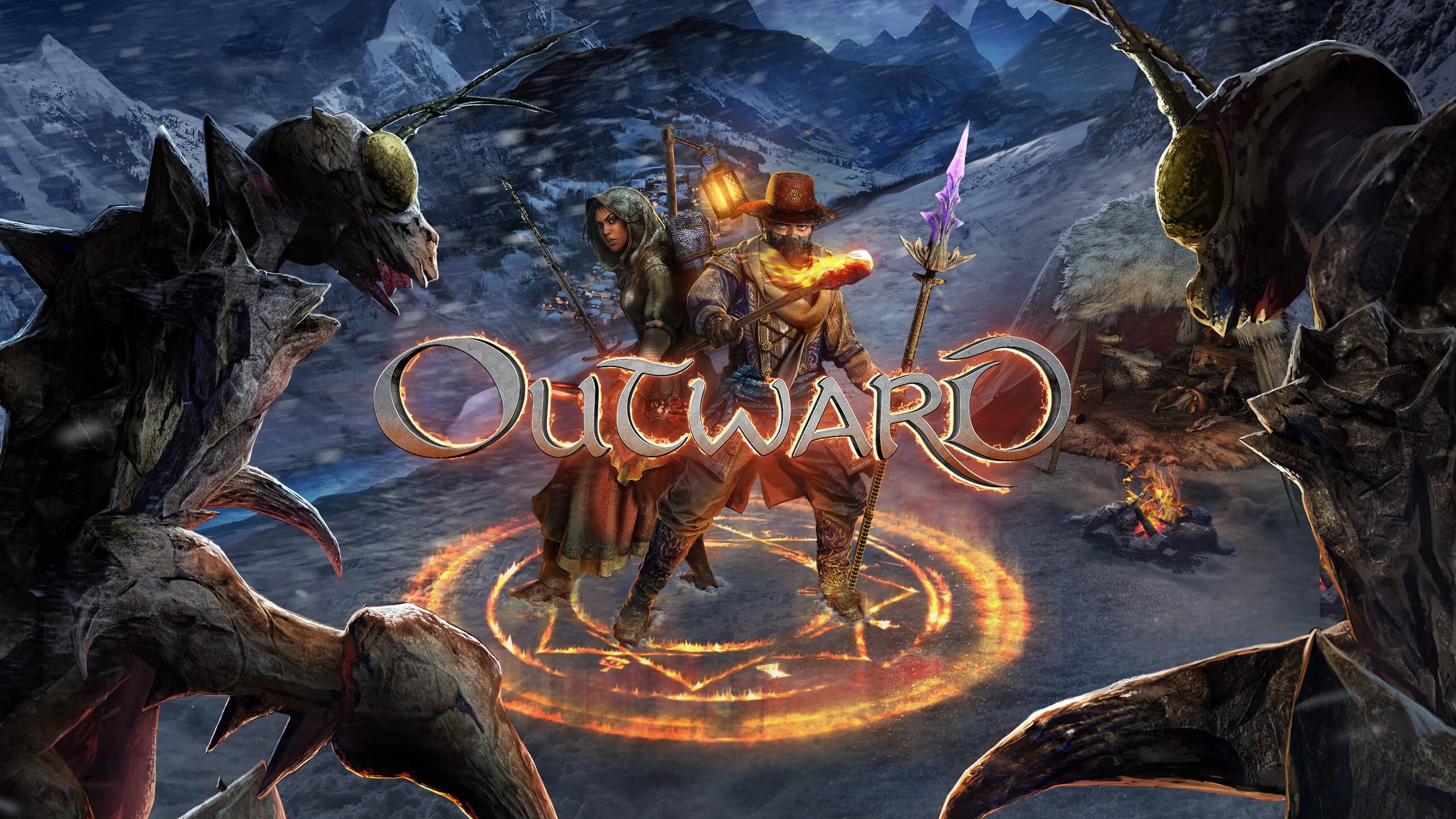 """Comece sua jornada neste RPG épico e imersivo, onde sobreviver é vital. """"Outward"""" já está disponível!"""