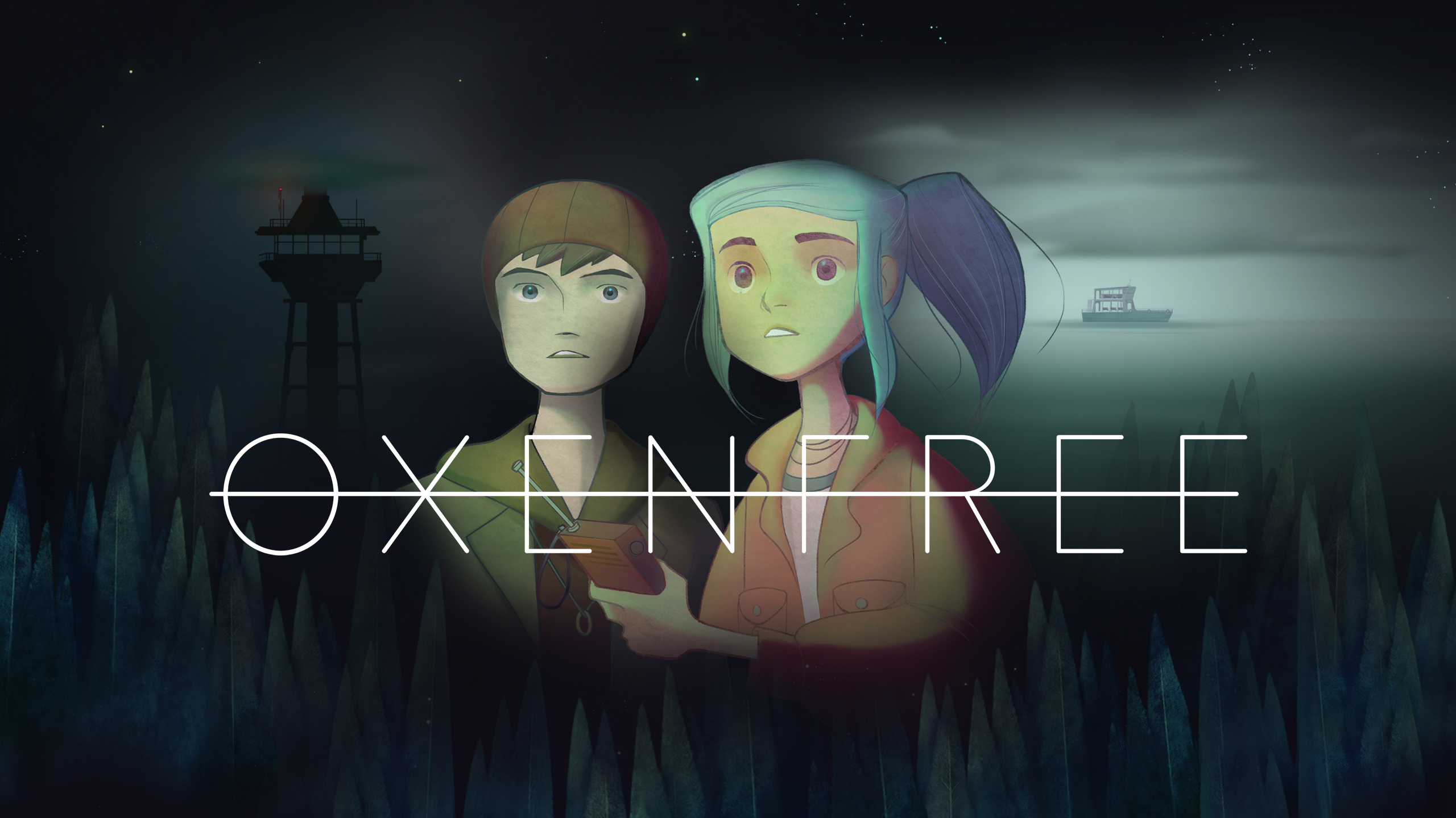 """Gra """"Oxenfree"""" jest dostępna bezpłatnie od 21marca (16:00 CET) do 4kwietnia (16:59 CEST)!"""