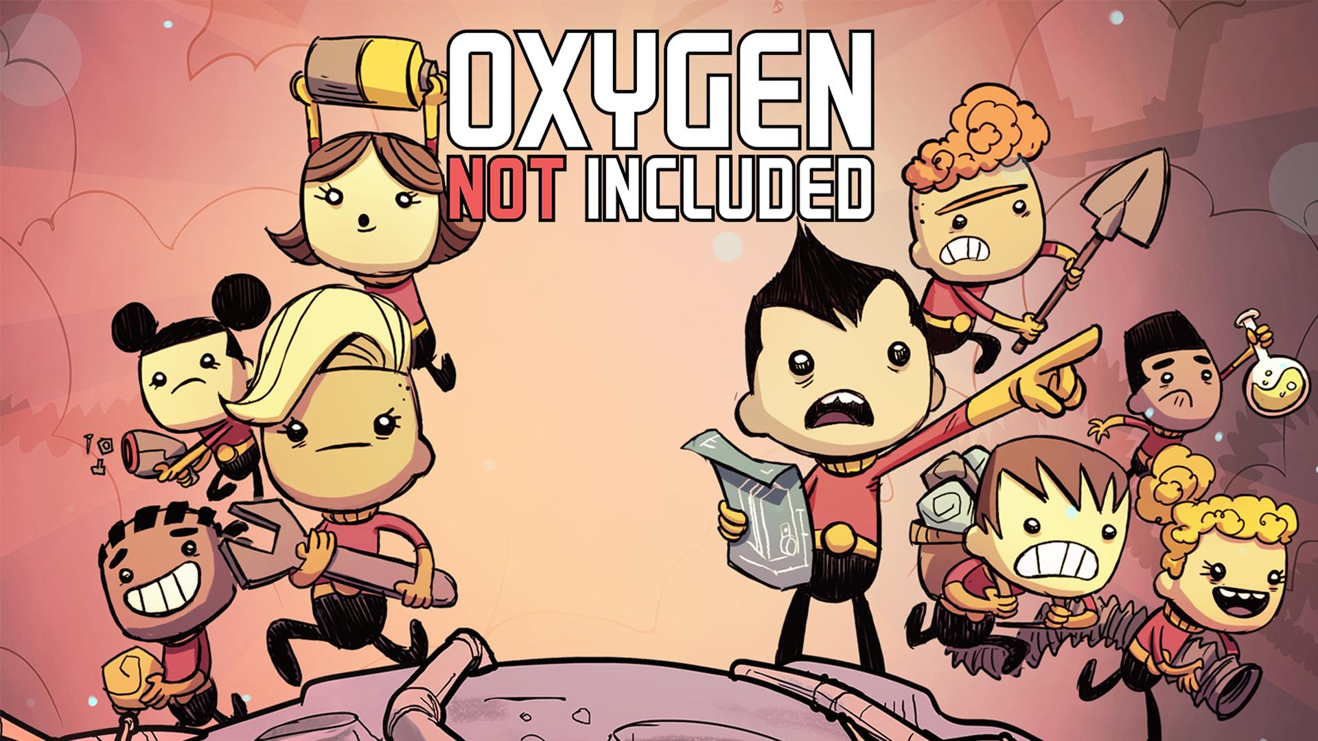 Już teraz zbuduj własną podziemną bazę na asteroidzie w Oxygen Not Included!