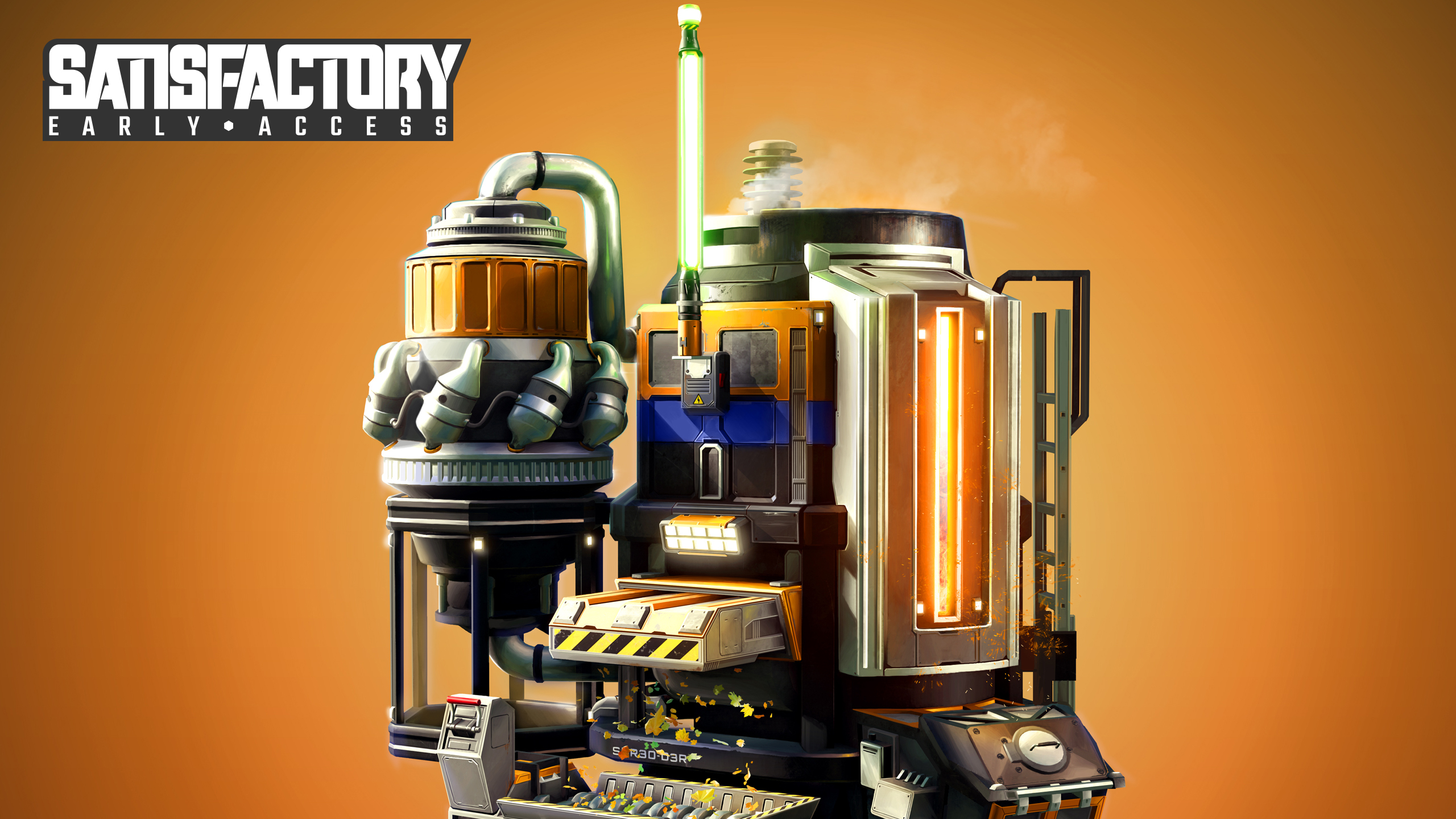 Conquer Nature, Build Incredible Machines, Explore An Alien Planet. 'Satisfactory' Is Available Now!