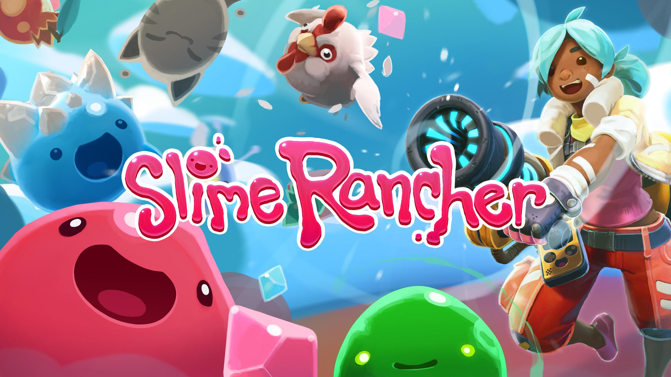 ¡Slime Rancher estará disponible de forma gratuita desde el 7 de marzo (11 a. m. EST) hasta el 21 de marzo (10:59 EST)!