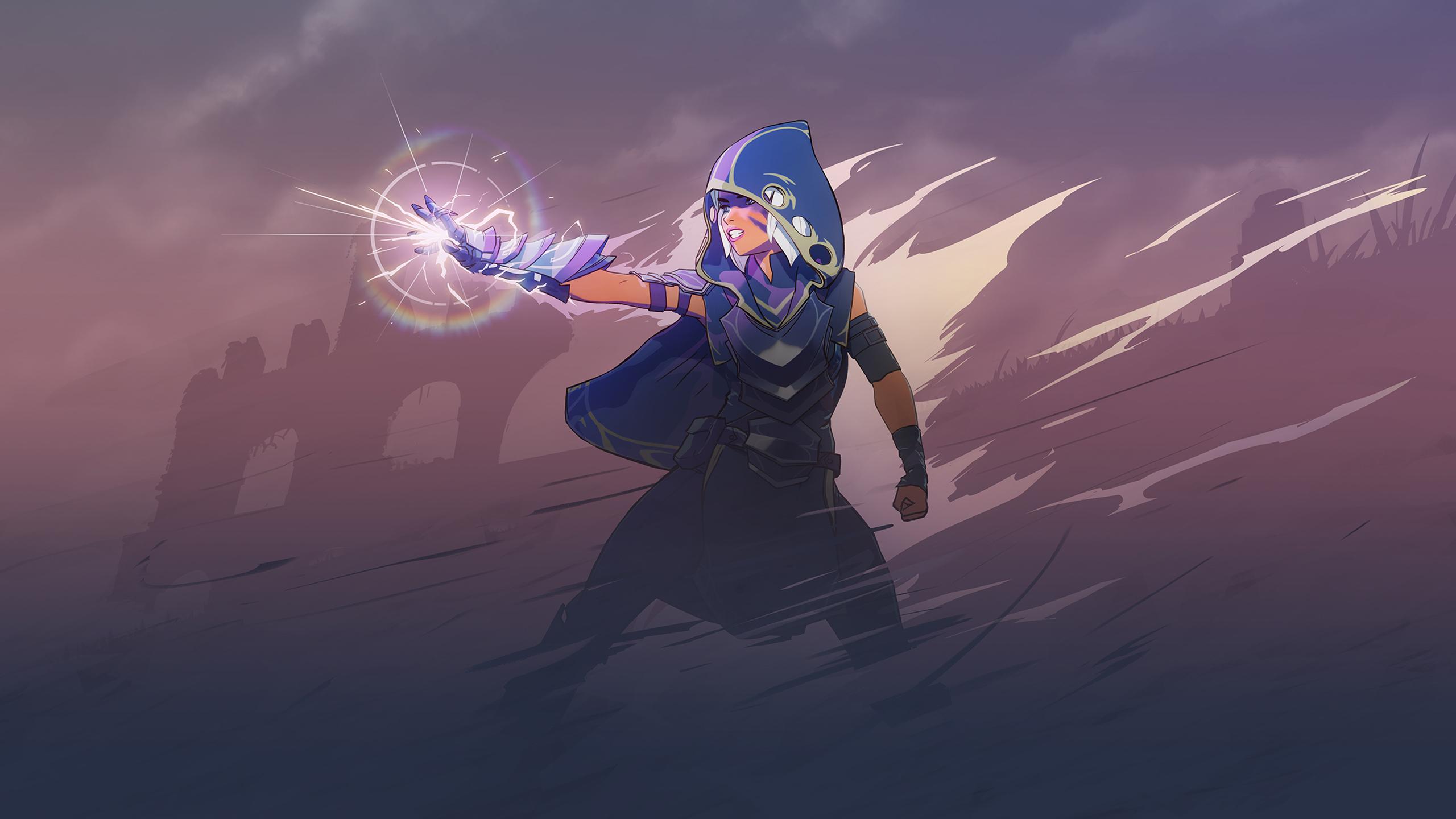 Entrad en la alfa privada de Spellbreak, el nuevo battle royale RPG, con la compra del pack de fundadores de la alfa privada.