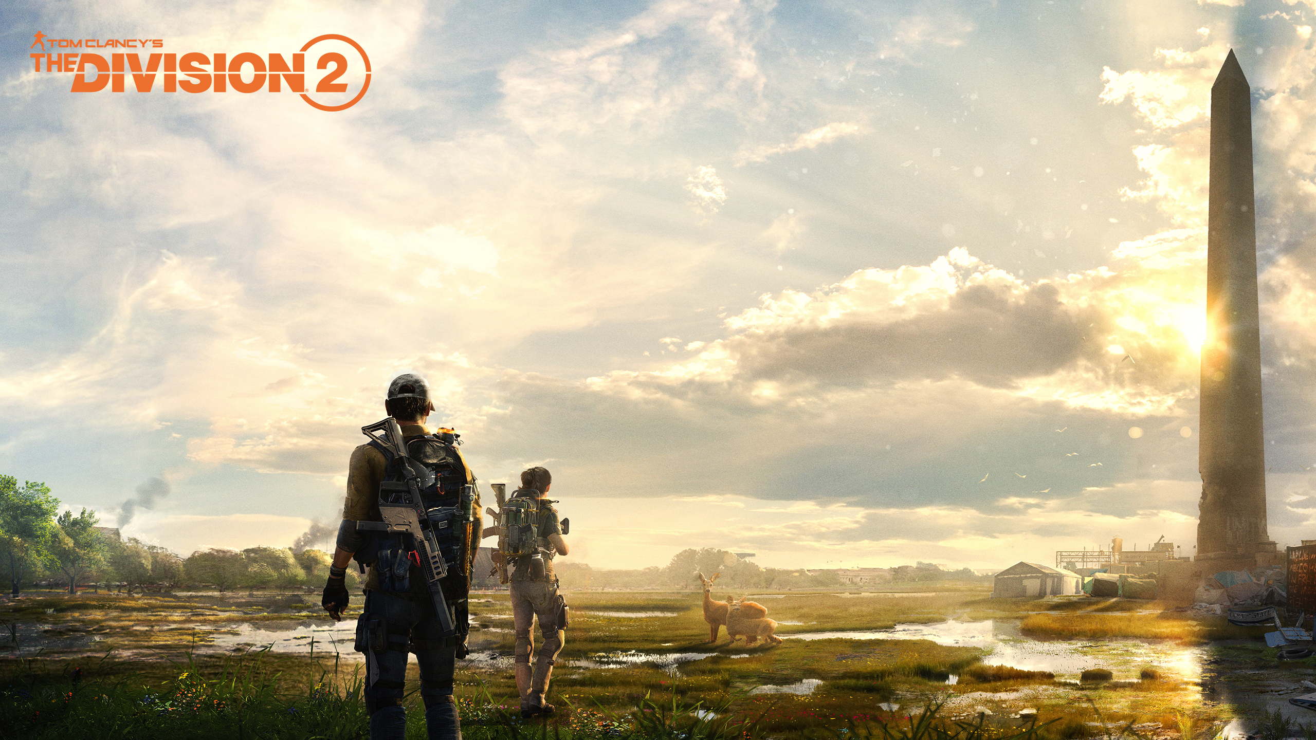 Take Back D.C. 'The Division 2' Is Now Available!
