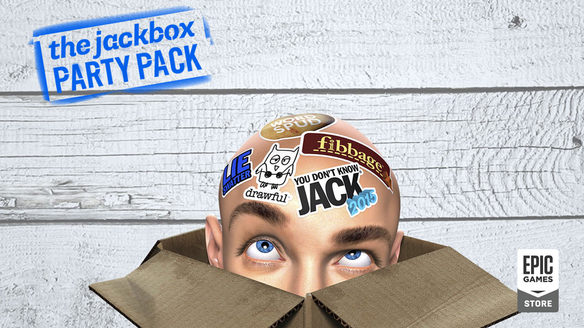 The Jackbox Party Pack Available Free for a Limited Time!
