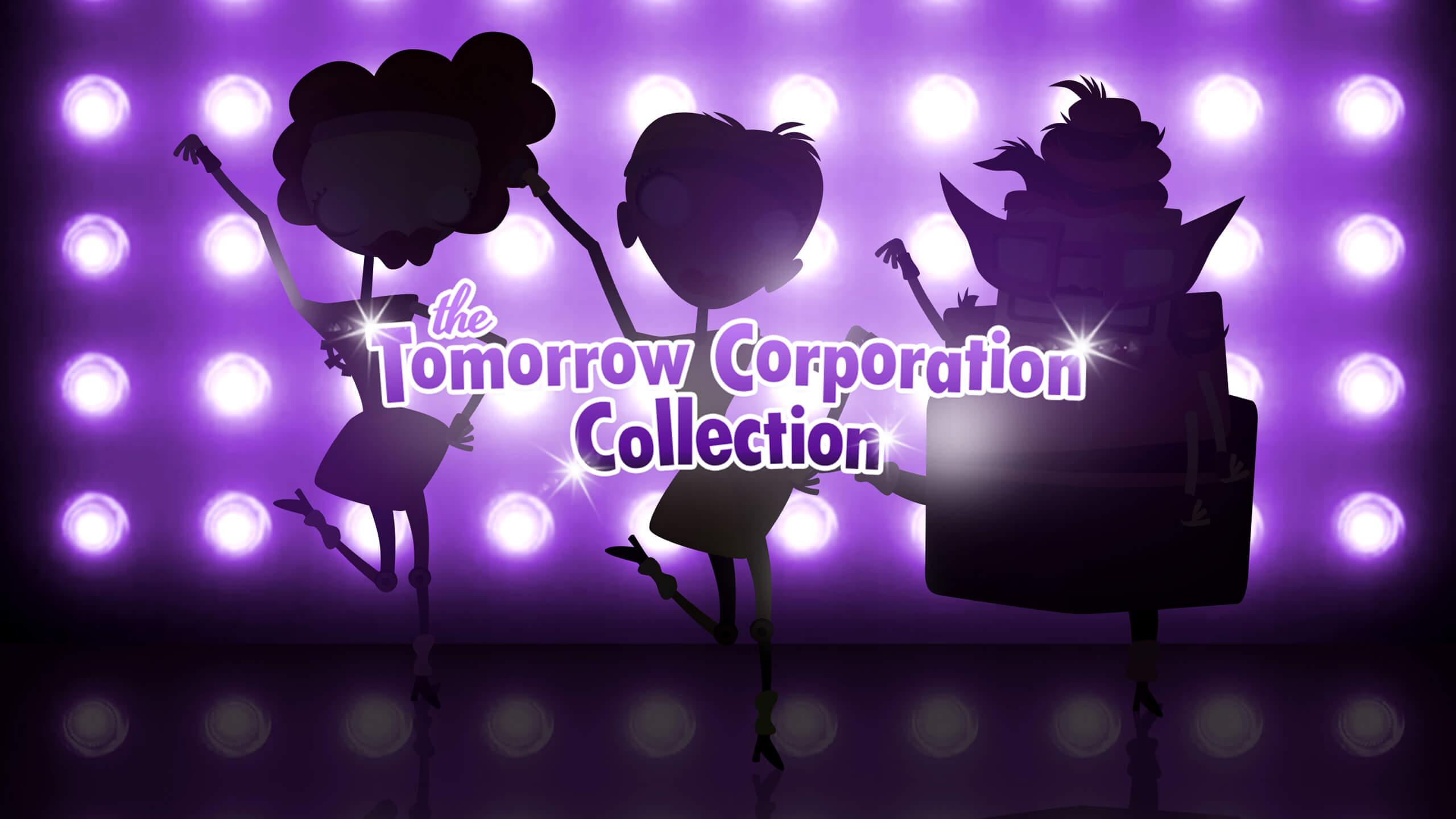 ¡The Tomorrow Corporation Collection ya está disponible! Disfruta aventuras fuera de lo común con Little Inferno, Human Resource Machine y 7 Billion Humans.