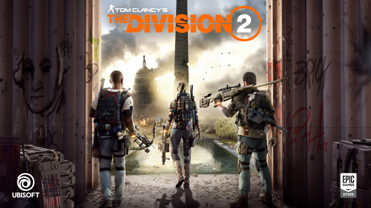 Ubisoft to Release Tom Clancy's The Division 2 on Epic Games Store